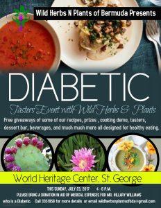 Diabetic-Tasters-Event-Bermuda-July-2017